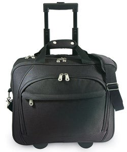 G Pacific 15.5-inch Rolling Laptop Briefcase