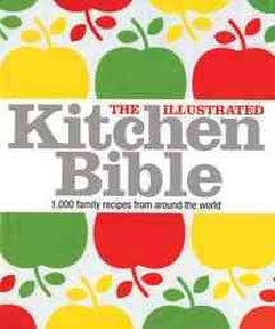 The Illustrated Kitchen Bible (Hardcover)
