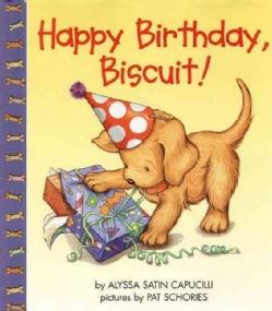 Happy Birthday, Biscuit! (Hardcover)