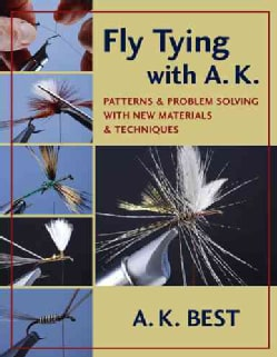 Fly Tying With A K (Hardcover)