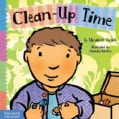 Clean-Up Time (Board book)