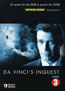Da Vinci's Inquest Season 3 (DVD)