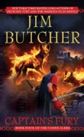 Captain's Fury (Paperback)
