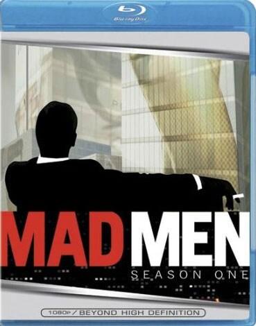 Mad Men Season 1 (Blu-ray Disc)