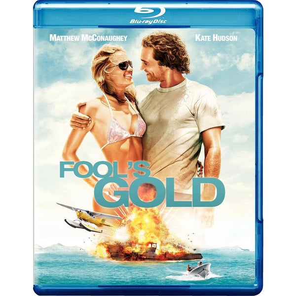 Fool's Gold (Blu-ray Disc) 3723228