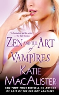 Zen and the Art of Vampires: A Dark Ones Novel (Paperback)