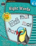 Sight Words, Kindergarten - 1st Grade (Paperback)