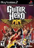 PS2 - Guitar Hero: Aerosmith