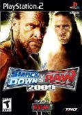 PS2 - WWE SmackDown vs. RAW 2009