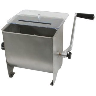 Stainless Steel 4-gallon Meat Mixer