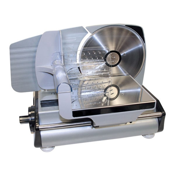 Buffalo Tools Electric 7.5-inch Meat Slicer (As Is Item)