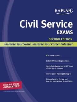 Kaplan Civil Service Exams (Paperback)