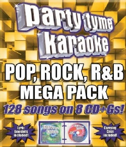 Various - Pop, Rock, R&B Mega Pak