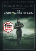 The Andromeda Strain Miniseries (DVD)