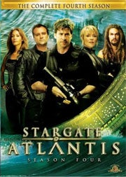 Stargate Atlantis: Season 4 (DVD)