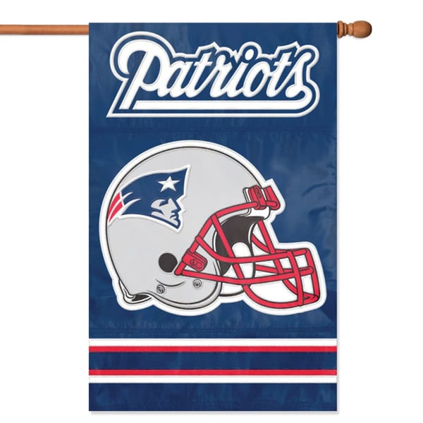 New England Patriots Official Banner Flag 3731518