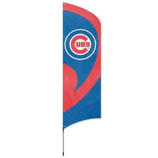 Chicago Cubs 8-foot Team Banner Flag