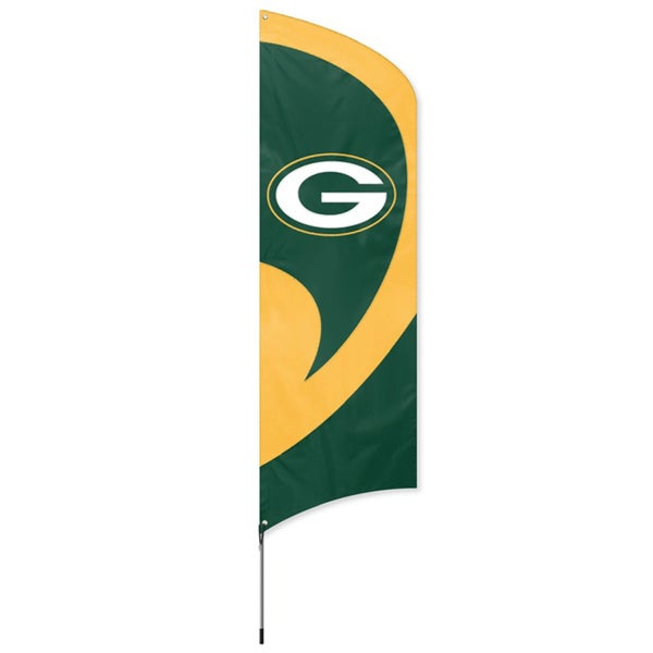 Green Bay Packers 8-foot Team Banner Flag 3731616