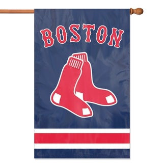 Boston Red Sox Official Banner Flag