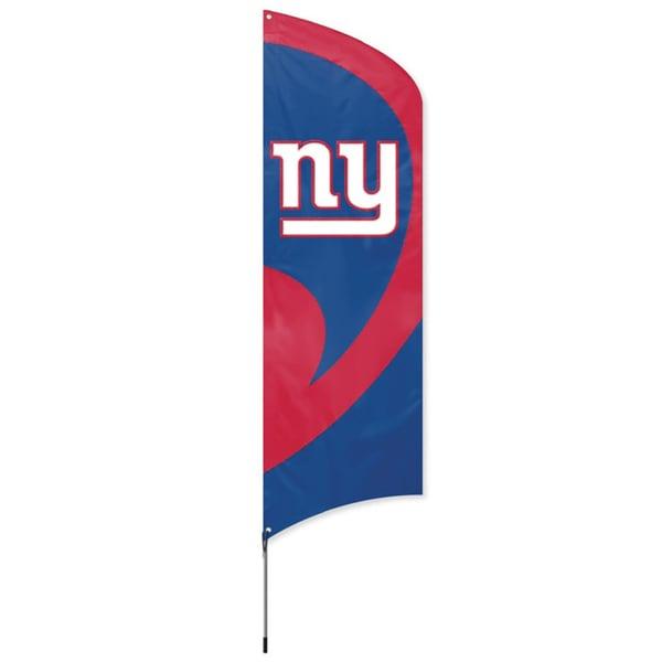 New York Giants 8-foot Team Banner Flag