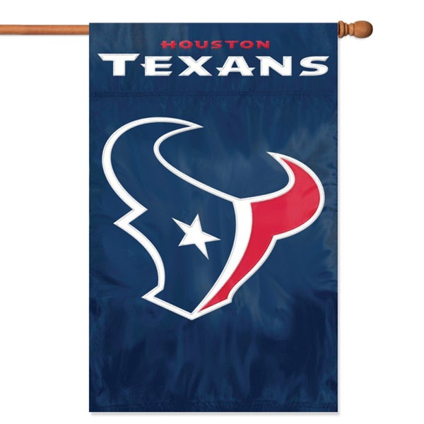 Houston Texans Official Banner Flag