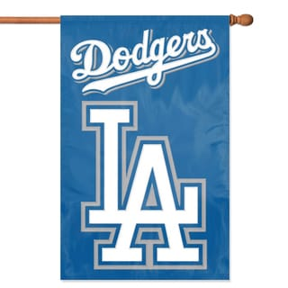 Los Angeles Dodgers Official Banner Flag