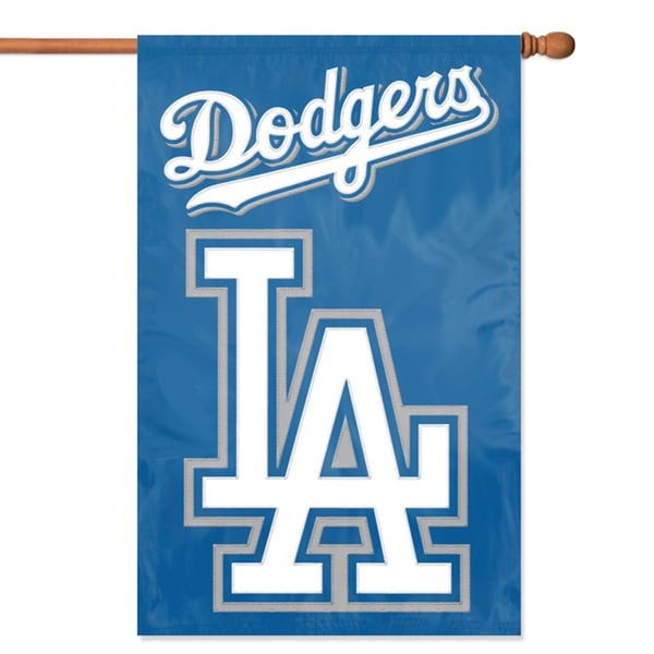 Los Angeles Dodgers Official Banner Flag 3731825