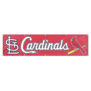 St. Louis Cardinals 8-foot Official Hanging Banner