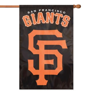 San Francisco Giants Official Banner Flag