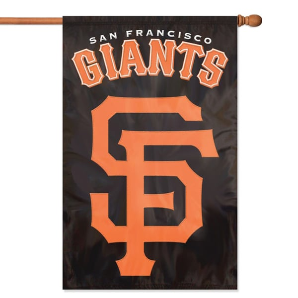 San Francisco Giants Official Banner Flag 3734740