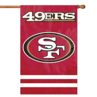San Francisco 49ers Banner Flag
