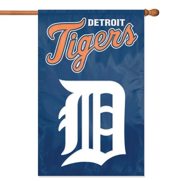Official Detroit Tigers Banner Flag