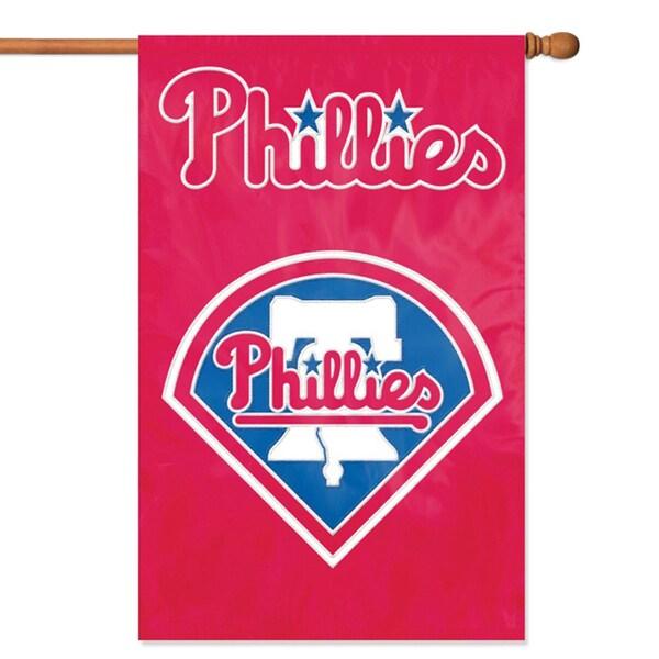 Official Philadelphia Phillies Banner Flag