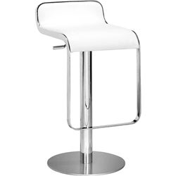 Hollywood Barstool White