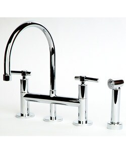 Giagni Contemporary Chrome Kitchen Faucet