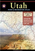 Benchmark Maps Utah Road & Recreation Atlas (Paperback)