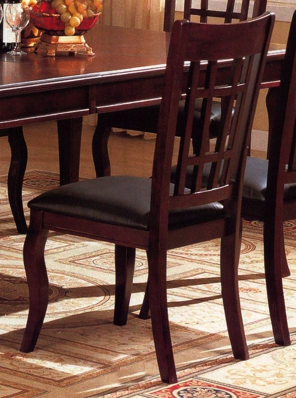 Cherry Splendor Dining Chairs (Set of 2)