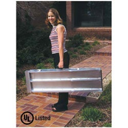 Portable 2-foot Singlefold Ramp
