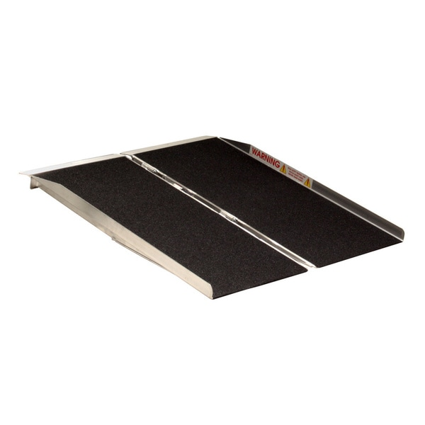 Portable 2-foot Singlefold Ramp