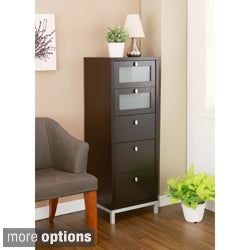 Five-drawer Storage Cabinet
