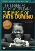 Legends of New Orleans:Music of Fats Domino (DVD)