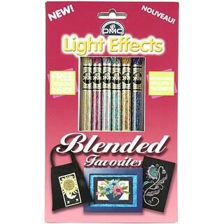 DMC Light Effects Blended Favorites Floss Pack