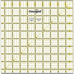 Omnigrid Quilter's Acrylic Square