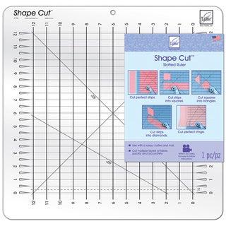 Shape Cut Rotary Cutting Tool