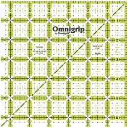Omnigrip Non-slip Quilter's Square