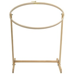 Embroidery Hoop with Floor Stand