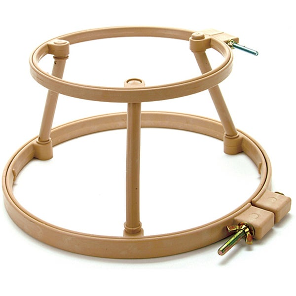 Morgan Embroidery Combo Hoops Lap Stand