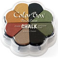 Fluid Chalk Petal Point Option Pad in Autumn Pastels (Set of 8 Colors)