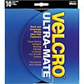 Velcro Ultra-mate White Adhesive Strip