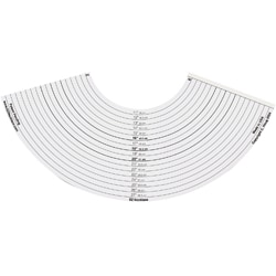 Darice EZ 11-to-27-inch Necklace-sizer Jewelry-making Design Tool